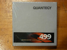"Quantegy 499 Grand Master Gold 1/4"" x 600' 5"" 13cm for Uher Stellavox Nagra Sony"