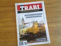 Super Trabi Magazin 85 / 2016 - Geschenk für Trabant Freunde Fahrer DDR Wartburg