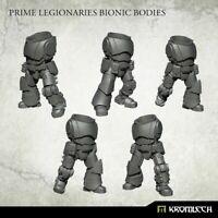 Kromlech Prime Legionaries Bionic Bodies Brand New KRCB250