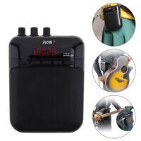 Portable 5W Compact Guitar Amp Recorder Speaker Multifunction Guitar Amplifier