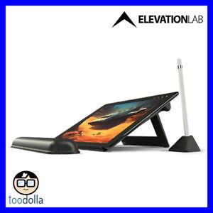 ElevationLab DraftTable adjustable stand, arm rest, Apple Pencil holder iPad Pro
