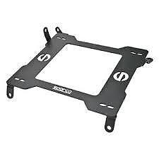 Sparco 600 Series Left Low Seat Base for 03-09 Nissan 350z 600SB015L