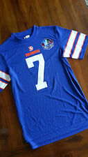 NFL Elway 7 Pro Football Hall Fame jersey Blue szM preowned free post D81