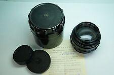 FULL SET JUPITER 9 F2 85 mm (CARL ZEISS Sonnar copy)15 blades M42 #7900347+Canon
