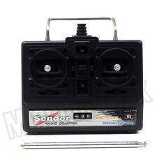 Heng Long Radio Control 27Mhz transmitter Smoke,Sound,BB (Fit For 1:16 RC Tank)