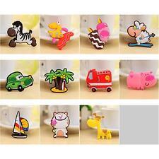 Kreative Cute Tier Kühlschrank-Magnet Dekoration  Magnet   2*Stück