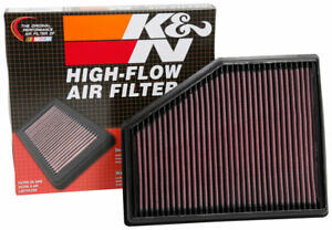 33-3079 K&N Air Filter fits BMW X3 X4 X5 5/6/7 Series 2.0 3.0d & M40i M40d 2015-