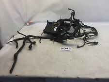 08-13 NISSAN ROGUE ENGINE WIRE WIRING HARNESS W/ FUSE RELAY BOX OEM R DD48