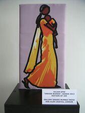 JULIAN OPIE REAL SILK EDITION, MULTIPLE SAKSHI GALLERY INDIA / ALAN CRISTEA 2012