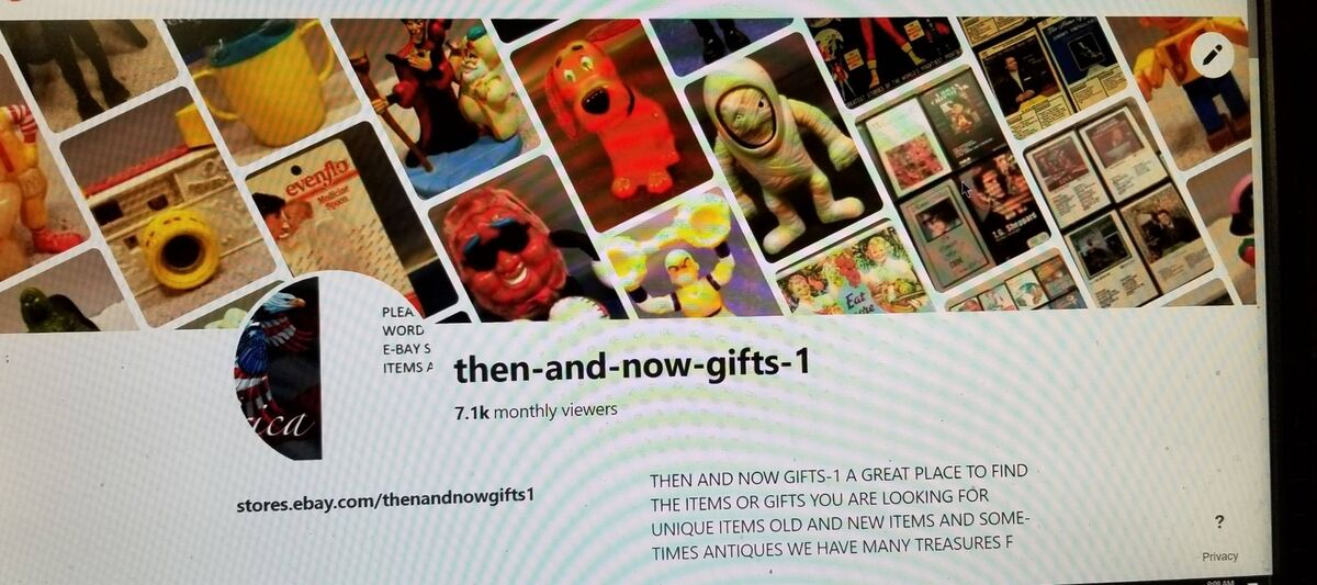 THEN AND NOW GIFTS 1