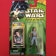Star Wars Power of the Jedi - General Leia Organa - Action Figure