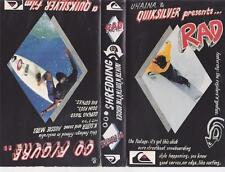 SURFING ~ SHREDDING VHS PAL VIDEO~ A RARE FIND