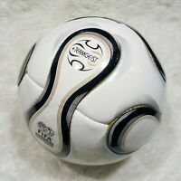 ADIDAS TEAMGEIST OFFICIAL MATCH BALL | WORLD CUP SOCCER BALL 2006 GERMANY SIZE.5