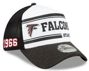 ATLANTA FALCONS EST 1966 NEW ERA HAT 39THIRTY FITTED NFL FOOTBALL ONFIELD CAP