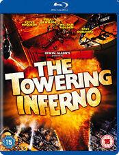 TOWERING INFERNO - BLU-RAY - REGION B UK