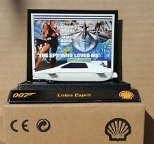 LOTUS ESPRIT 1/64 JAMES BOND THE SPY WHO LOVED ME SHELL