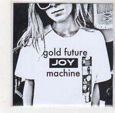 (FQ454) Gold Future Joy Machine, My Dopers Cadenza / Runner - DJ CD