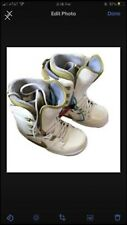 Nike LN3 Women's Snowboard Boots Sz 6 Daughter Says Fits Like 5 Or 51/2