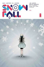 SNOW FALL (2016) #4 New Bagged