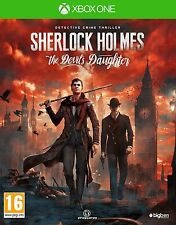 Sherlock Holmes The Devils Daughter for Xbox One Xb1 - UK Preowned