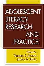 Adolescent Literacy Research and Practice (Solving Problems In Teaching Of