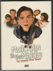 Malcolm in the Middle the Complete First Season DVD