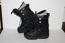 Sims Swashbuckler Junior Snowboard Boots, Black, Mens US Size 5