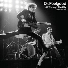DR.FEELGOOD - ALL THROUGH THE CITY (WITH WILKO 1974-1977) 3 CD + DVD  ROCK  NEUF
