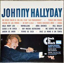33t Johnny Hallyday - No dejes salir el sol - Argentine - E. limitée (LP) NEUF