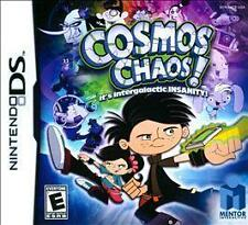 COSMOS CHAOS-NLA NDS STRAT NEW VIDEO GAME