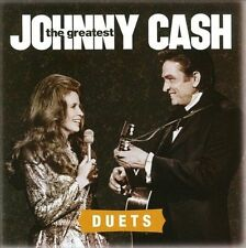 Johnny Cash Greatest Hits Country Music CDs and DVDs