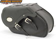 Triumph Rocket 3 Click Lock Quick Detachable Saddlebags Panniers Side Bag Set