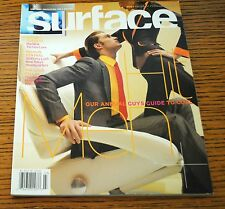 Surface Magazine Annual Mens guide to cool Hit Men #51