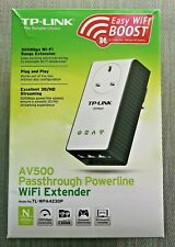 TP-LINK Passthrough Powerline Wi-Fi Extender (TL-WPA4230P)