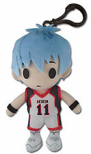Kuroko's Basketball Chibi Tetsuya Kuroko Plush Clip On ~ Officially Licensed