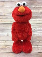 Tickle Me Elmo 10th Anniversary Doll Retired TESTED WORKS lrcb