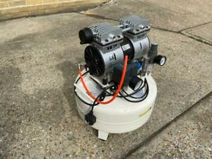 Titan Precision 22L Silent Air compressor - Oil Free