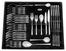 Stellar Raglan Stainless Steel Polished 44 Piece Cutlery Gift Box Set Brand New!