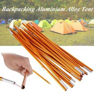 Camping Aluminum Alloy Replacement Spare Tent Pole Hiking Beach Canopy Pole
