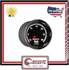 AutoMeter 0-30K PSI Factory Match Fuel Rail Pressure Analog Gauge * 8594 *