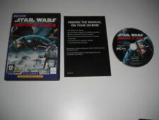 Star Wars Empire at War PC DVD ROM Clásico Rápido Post