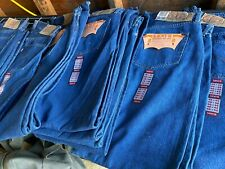 DEADSTOCK Levis LVC 501 Valencia St 555, Selvedge Denim Jeans 1955 1947 Vtg NOS