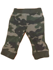 "3-6 mos Old Navy Boy Infant Pants 23"" - 27""/12-17 lbs Camo Nwt"