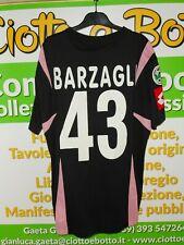 Maglia PALERMO #43 Andrea BARZAGLI Serie A 2006/2007 match worn shirt LOTTO