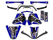 Yamaha PW-50 Metal1 Graphics Decal Kit