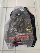 "Neca SDCC 2011 Classic Predator Gort Mask 7"" Figure Detached Card"