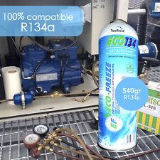 Gaz compatible R134a, équivalent Duracool, gaz 12a, gaz climatisation auto 12a