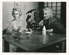 LANA TURNER JEFF CHANDLER Original Vintage THE LADY TAKES A FLYER Key Book Photo