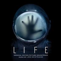 Jon Ekstrand - Life (Original Motion Picture Soundtrack) [CD]