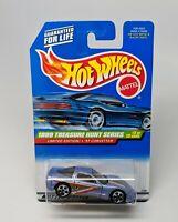 Hot Wheels - 1999 Treasure Hunt Series - '97 Corvette - #3 - New in package